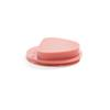Pink Blank AG dark pink 25mm