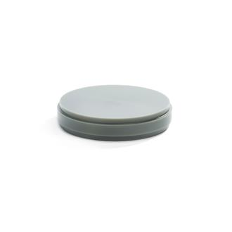 Wax Blank U grey 20mm