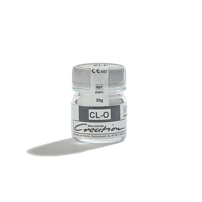 ZI-F/ CLEAR CL-0 20g