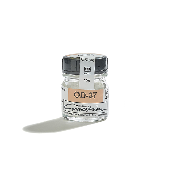 ZI-CT / Opaque Dentin OD-37 curry 15g