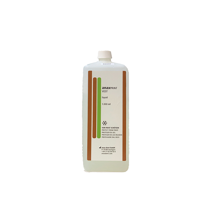 anaxprint vest liquid 1l